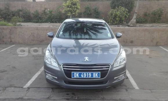 Acheter Importé Voiture Peugeot 508 Bleu à Dakar, Dakar