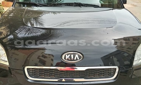 Buy Used Kia Soul Blue Car in Dakar in Dakar