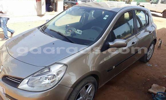 Acheter Occasion Voiture Renault Clio Autre à Gueule Tapee Fass Colobane au Dakar