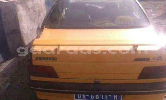 Acheter Occasion Voiture Peugeot 406 Autre à Gueule Tapee Fass Colobane au Dakar