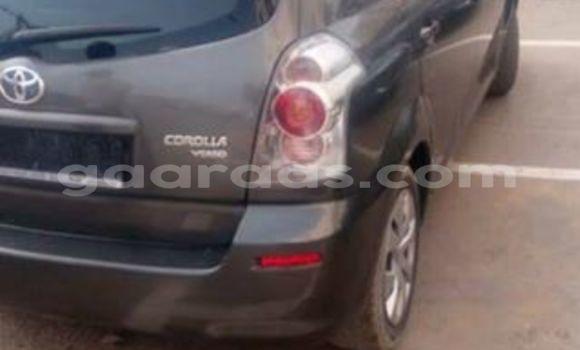 Acheter Occasion Voiture Toyota Verso Autre à Gueule Tapee Fass Colobane au Dakar