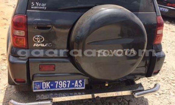 Acheter Occasion Voiture Toyota RAV4 Noir à Gueule Tapee Fass Colobane au Dakar