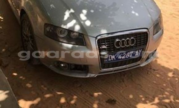 Acheter Occasion Voiture Audi A3 Gris à Gueule Tapee Fass Colobane au Dakar