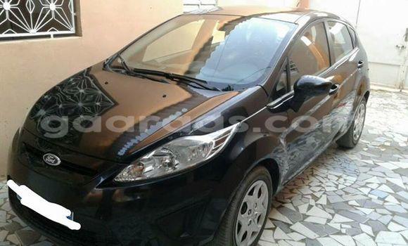 Acheter Occasion Voiture Ford Fiesta Noir à Gueule Tapee Fass Colobane au Dakar