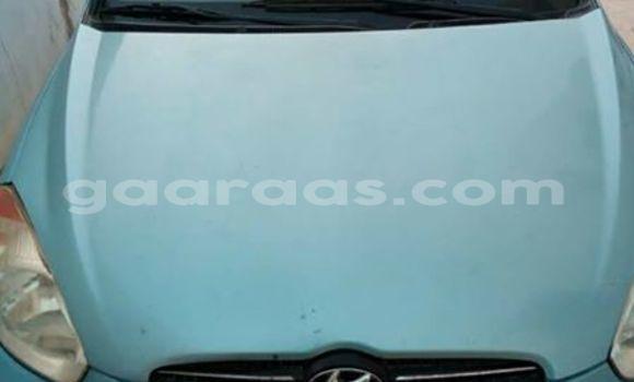 Acheter Occasion Voiture Hyundai Accent Autre à Gueule Tapee Fass Colobane au Dakar