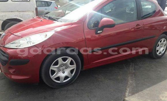 Acheter Occasion Voiture Peugeot 206 Rouge à Gueule Tapee Fass Colobane au Dakar
