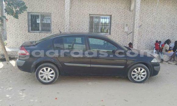 Acheter Occasion Voiture Renault Megane Noir à Gueule Tapee Fass Colobane au Dakar