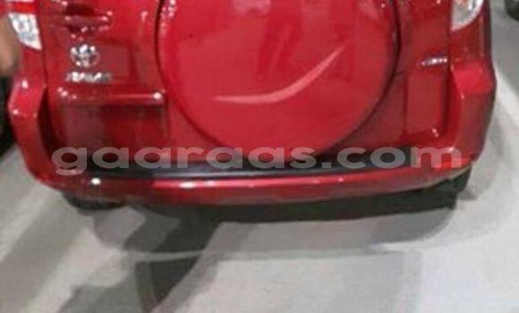 Acheter Occasion Voiture Toyota RAV4 Rouge à Gueule Tapee Fass Colobane au Dakar