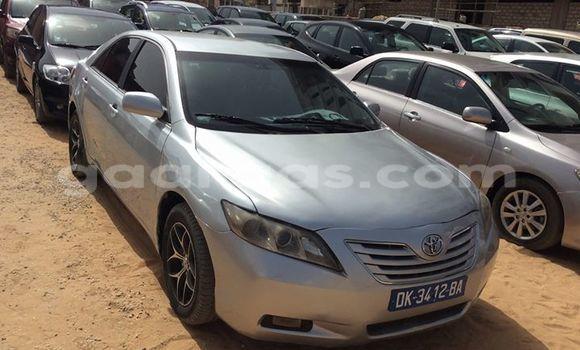 Acheter Occasion Voiture Toyota Camry Gris à Gueule Tapee Fass Colobane au Dakar
