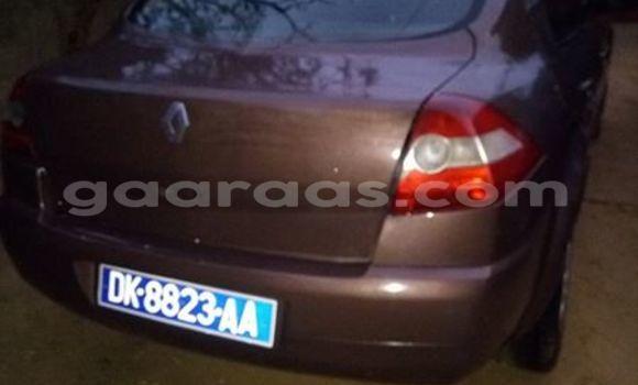 Acheter Occasion Voiture Renault Megane Autre à Gueule Tapee Fass Colobane au Dakar