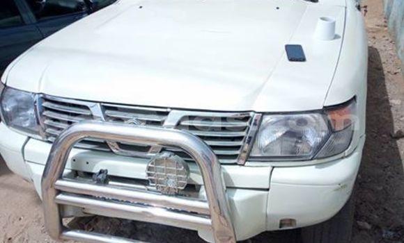 Acheter Occasion Voiture Nissan Patrol Noir à Gueule Tapee Fass Colobane au Dakar