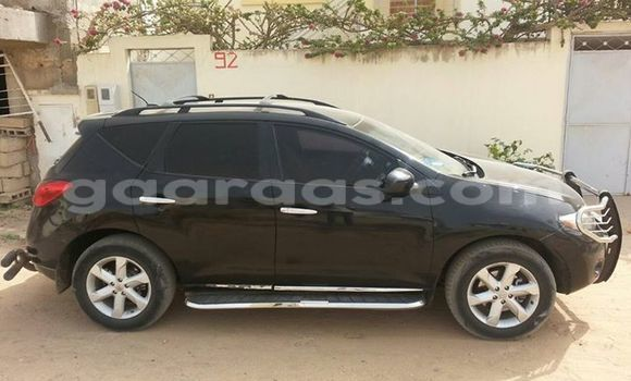 Acheter Occasion Voiture Nissan Murano Noir à Yoff au Dakar