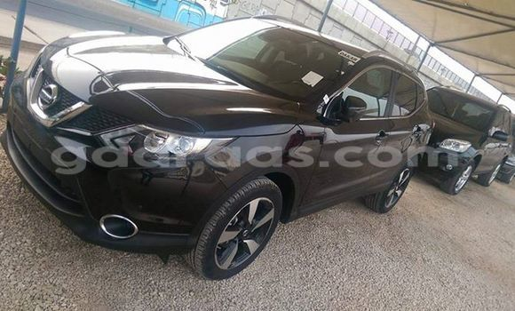 Acheter Occasion Voiture Nissan Qashqai Noir à Gueule Tapee Fass Colobane au Dakar