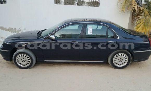 Acheter Occasion Voiture Rover 75 Noir à Gueule Tapee Fass Colobane au Dakar