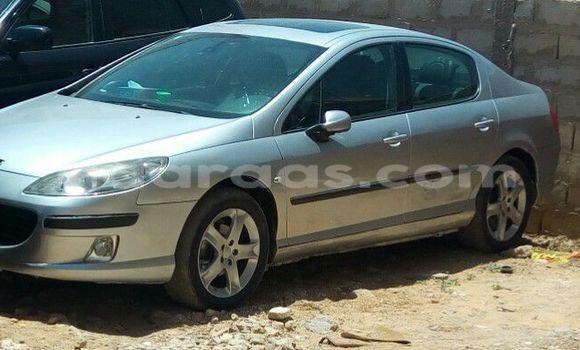 Acheter Occasion Voiture Peugeot 407 Gris à Gueule Tapee Fass Colobane au Dakar