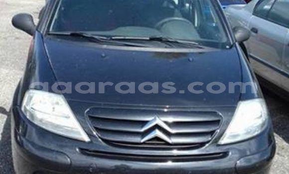 Acheter Occasion Voiture Citroen C3 Noir à Gueule Tapee Fass Colobane au Dakar