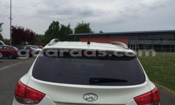 Acheter Occasion Voiture Hyundai Tucson Blanc à Gueule Tapee Fass Colobane au Dakar