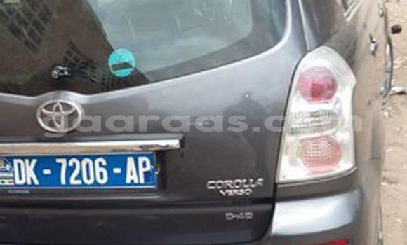 Acheter Occasion Voiture Toyota Verso Gris à Gueule Tapee Fass Colobane au Dakar