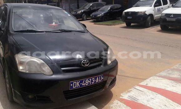 Acheter Occasion Voiture Toyota Corolla Noir à Gueule Tapee Fass Colobane au Dakar