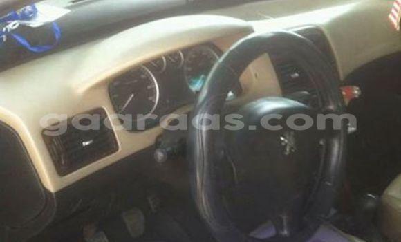 Acheter Occasion Voiture Peugeot 307 Rouge à Gueule Tapee Fass Colobane au Dakar