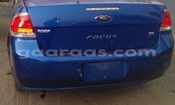 Acheter Occasion Voiture Ford Focus Bleu à Gueule Tapee Fass Colobane au Dakar