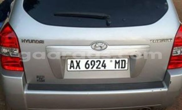 Acheter Occasion Voiture Hyundai Santa Fe Gris à Gueule Tapee Fass Colobane au Dakar