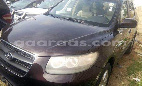 Acheter Occasion Voiture Hyundai Santa Fe Autre à Gueule Tapee Fass Colobane au Dakar