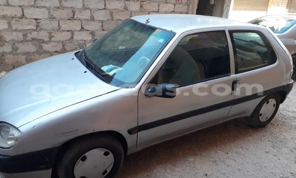 Acheter Occasion Voiture Citroen Saxo Gris à Dieuppeul Derkle au Dakar