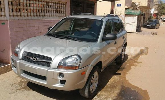 Acheter Occasion Voiture Hyundai Tucson Gris à Gueule Tapee Fass Colobane au Dakar