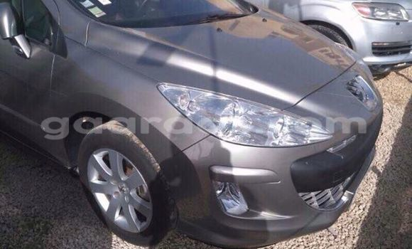 Acheter Occasion Voiture Peugeot 308 Gris à Gueule Tapee Fass Colobane au Dakar