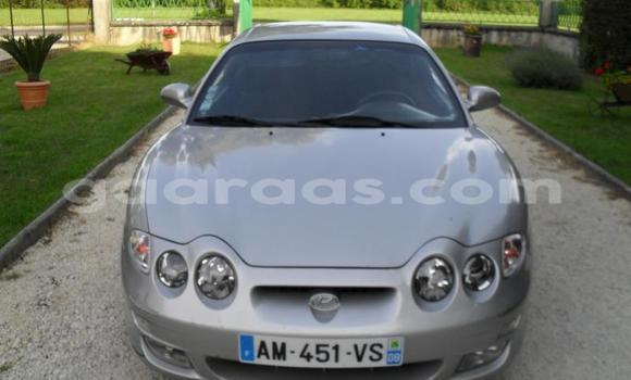 Acheter Occasion Voiture Hyundai Coupe Gris à Nguékhokh au Thiès