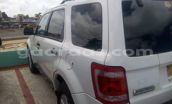 Acheter Occasion Voiture Ford Escort Blanc à Gueule Tapee Fass Colobane au Dakar