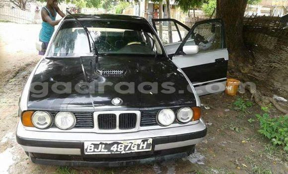 Acheter Occasion Voiture BMW 5-Series Noir à Gueule Tapee Fass Colobane au Dakar