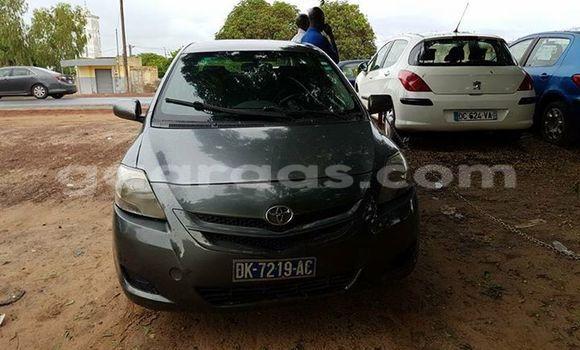 Acheter Occasion Voiture Toyota Yaris Gris à Gueule Tapee Fass Colobane au Dakar