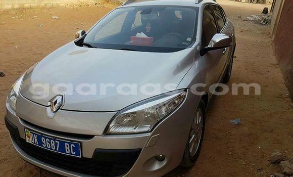 Acheter Occasion Voiture Renault Megane Gris à Gueule Tapee Fass Colobane au Dakar