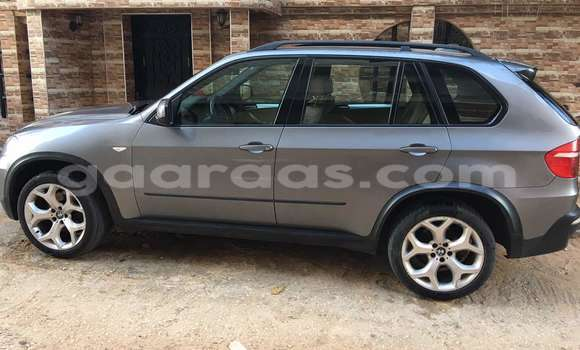 Buy Used BMW X5 Silver Car in Mbao in Dakar