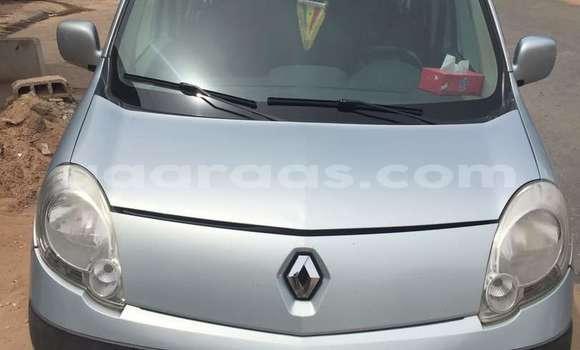 Acheter Occasion Voiture Renault Kangoo Gris à Sicap Liberte au Dakar