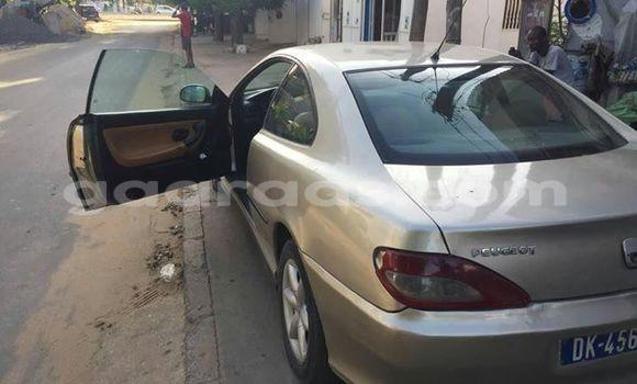 Acheter Occasion Voiture Peugeot 406 Gris à Gueule Tapee Fass Colobane au Dakar