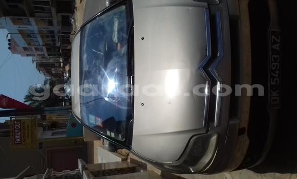 Acheter Occasion Voiture Citroen C4 Beige à Yoff au Dakar