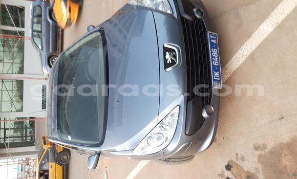 Acheter Occasion Voiture Peugeot 307 Bleu à Gueule Tapee Fass Colobane au Dakar