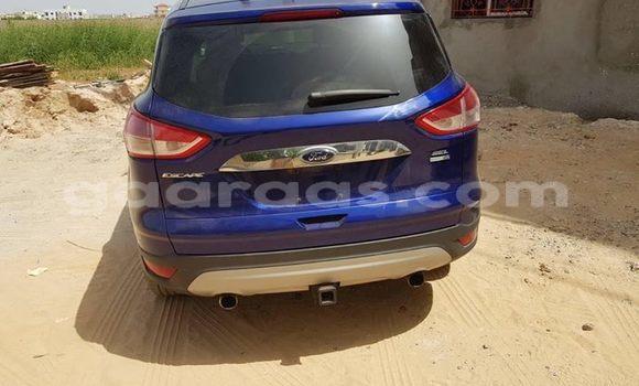 Acheter Occasion Voiture Ford Escape Bleu à Gueule Tapee Fass Colobane au Dakar