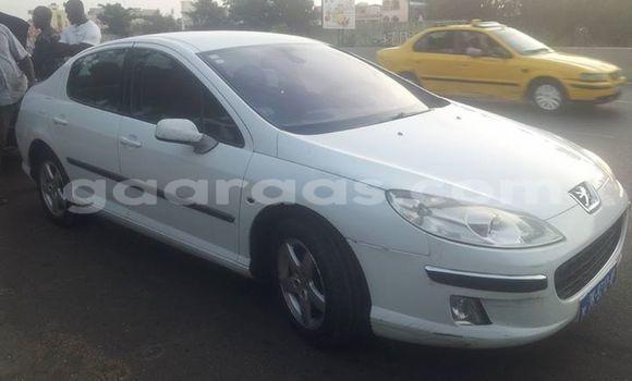 Acheter Occasion Voiture Peugeot 407 Blanc à Gueule Tapee Fass Colobane au Dakar