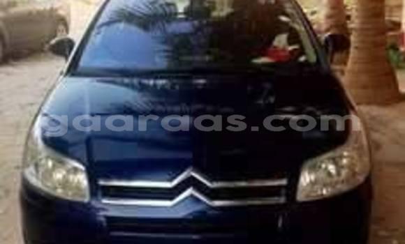 Acheter Occasion Voiture Citroen C4 Bleu à Gueule Tapee Fass Colobane au Dakar