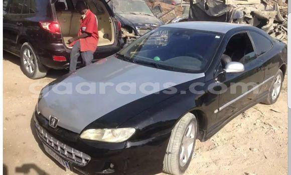 Acheter Occasion Voiture Peugeot 406 Noir à Gueule Tapee Fass Colobane au Dakar