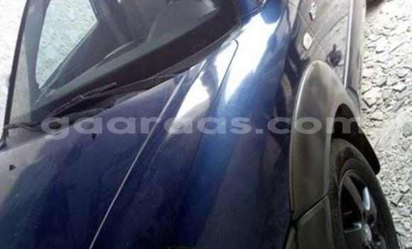 Acheter Occasion Voiture Hyundai Tucson Bleu à Gueule Tapee Fass Colobane au Dakar