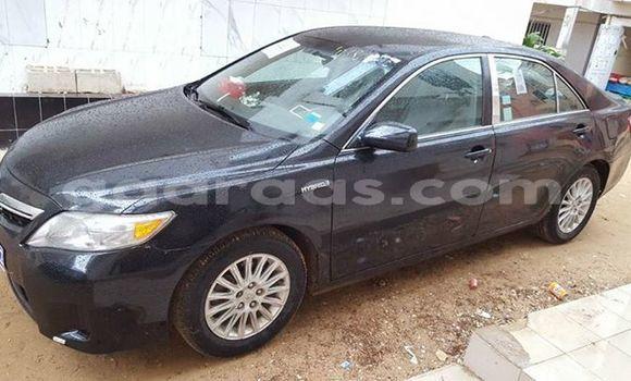 Acheter Occasion Voiture Toyota Camry Noir à Gueule Tapee Fass Colobane au Dakar
