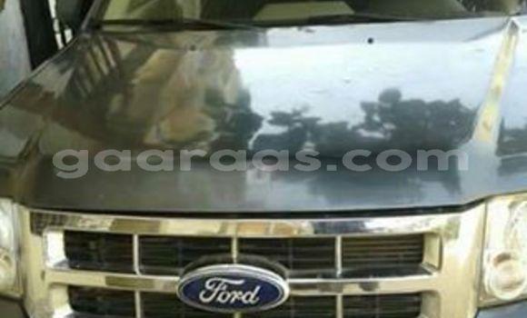 Acheter Occasion Voiture Ford Escape Gris à Gueule Tapee Fass Colobane au Dakar