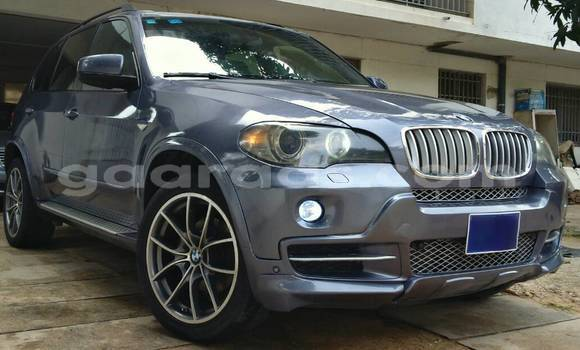 Buy Used BMW X5 Silver Car in Fann Point E Amitie in Dakar