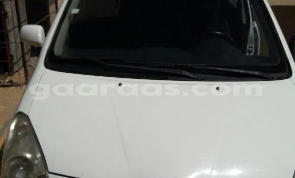 Acheter Occasion Voiture Toyota Corolla Blanc à Mermoz Sacre Coeur au Dakar