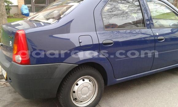 Buy Used Dacia Logan Blue Car in Gueule Tapee Fass Colobane in Dakar